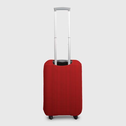 Чехол для чемодана 3D Свитер с оленями Фото 01