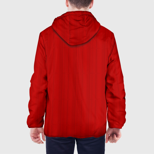 Мужская куртка 3D Свитер с оленями Фото 01