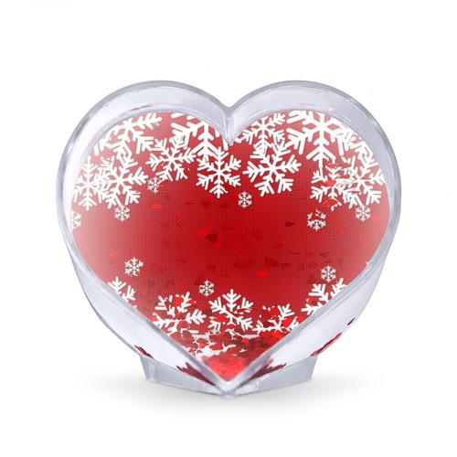 Сувенир Сердце  Фото 02, Снежинки