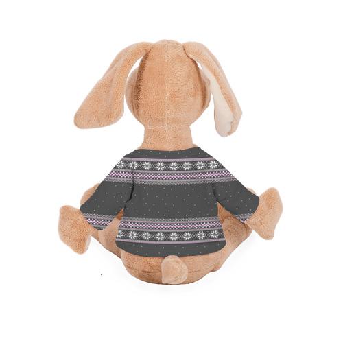 Собачка в футболке  Фото 02, Свитер с оленями
