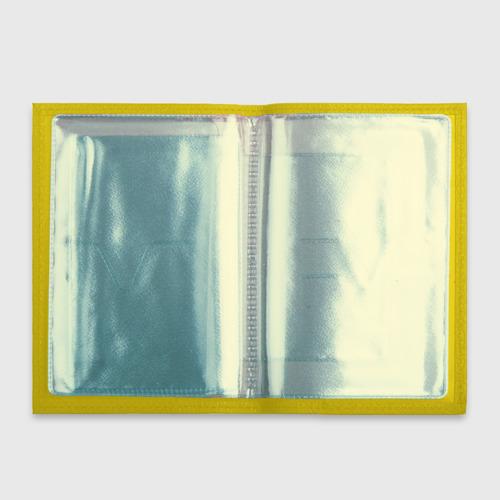 Обложка для автодокументов Свитер с оленями Фото 01