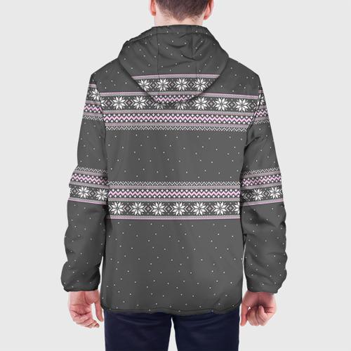 Мужская куртка 3D  Фото 05, Свитер с оленями