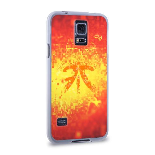 Чехол для Samsung Galaxy S5 силиконовый  Фото 02, FNATIC CLOTHES COLLECTION