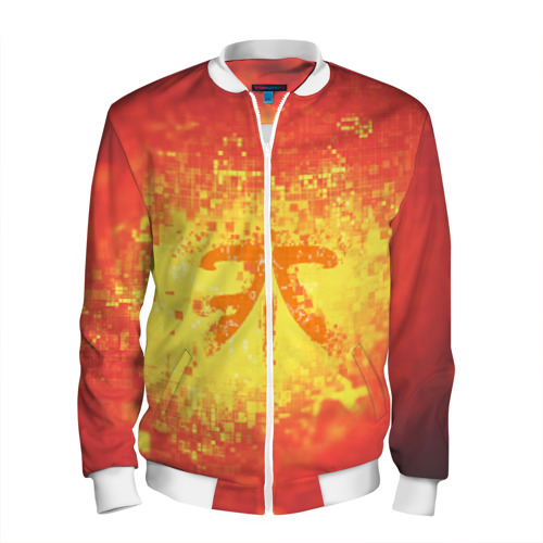Мужской бомбер 3D FNATIC CLOTHES COLLECTION