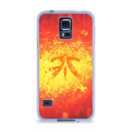 Чехол для Samsung Galaxy S5 силиконовый  Фото 01, FNATIC CLOTHES COLLECTION