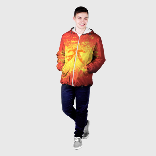 Мужская куртка 3D  Фото 03, FNATIC CLOTHES COLLECTION