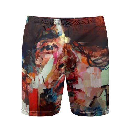 Мужские шорты 3D спортивные Boy