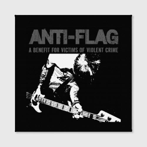 Холст квадратный  Фото 02, Anti-Flag