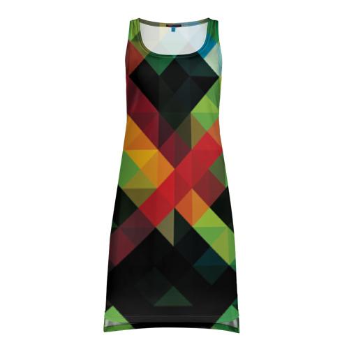 Платье-майка 3D Гик