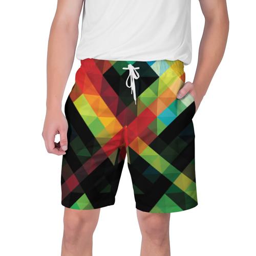 Мужские шорты 3D Гик