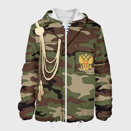 Мужская куртка 3D  Фото 01, Армейская форма
