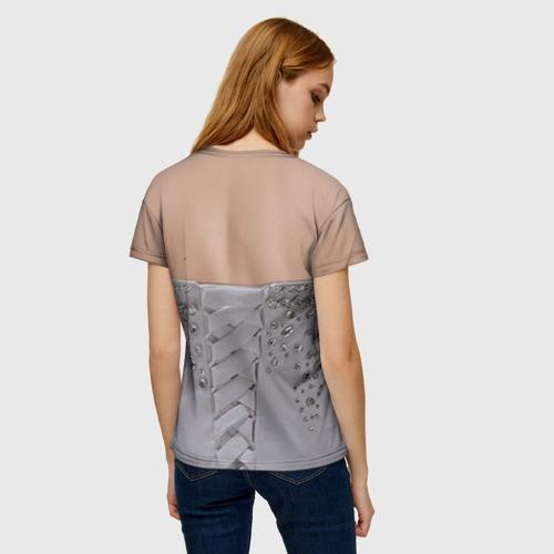 Женская футболка 3D Невеста Фото 01