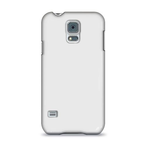 Чехол 3D для Samsung Galaxy S5 Биатлон