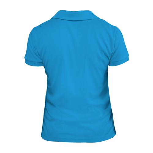 Женская рубашка поло 3D  Фото 02, Биатлон