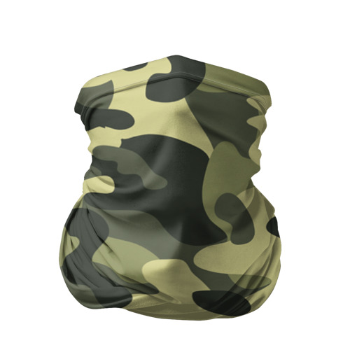 Бандана-труба 3D Камуфляж Хаки