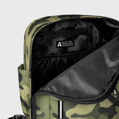 Женский рюкзак 3D Камуфляж Хаки Фото 01
