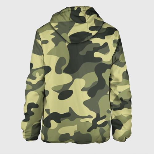 Мужская куртка 3D Камуфляж Хаки Фото 01