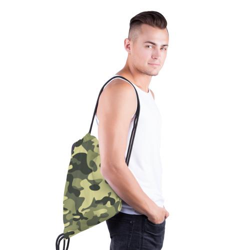 Рюкзак-мешок 3D  Фото 03, Камуфляж Хаки