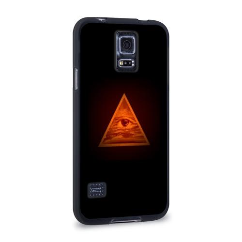 Чехол для Samsung Galaxy S5 силиконовый  Фото 02, Пирамида