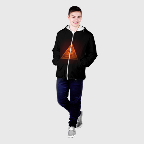 Мужская куртка 3D  Фото 03, Пирамида
