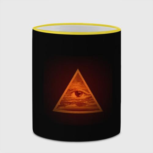 Кружка с полной запечаткой  Фото 03, Пирамида