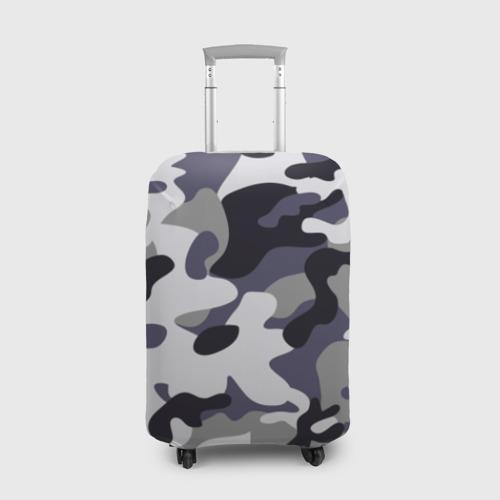 Чехол для чемодана 3D Городской камуфляж Фото 01