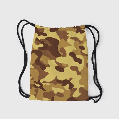 Рюкзак-мешок 3D  Фото 05, Пустынный камуфляж