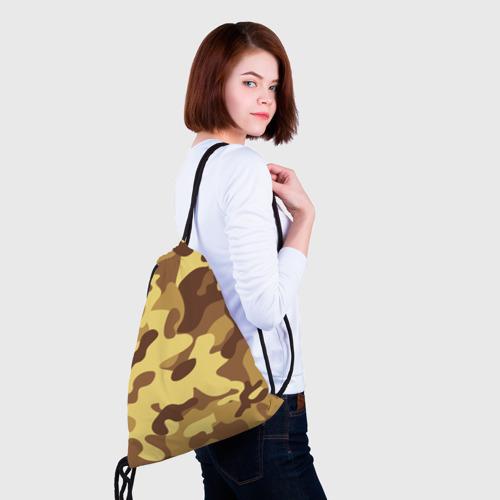 Рюкзак-мешок 3D  Фото 02, Пустынный камуфляж