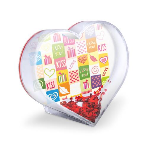 Сувенир Сердце  Фото 03, Love