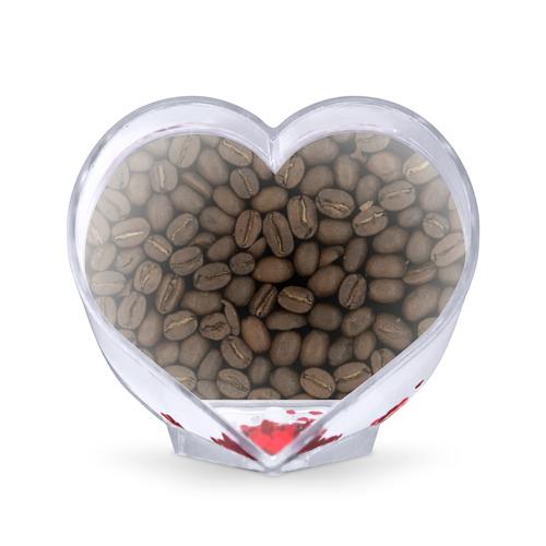 Сувенир Сердце  Фото 01, Кофе