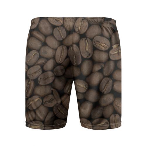 Мужские шорты 3D спортивные  Фото 02, Кофе