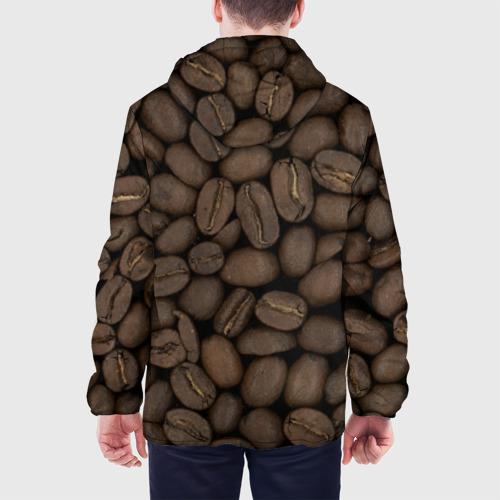 Мужская куртка 3D  Фото 05, Кофе