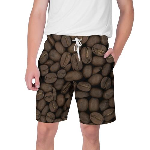 Мужские шорты 3D  Фото 01, Кофе