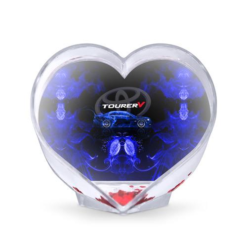 Сувенир Сердце Toyota chaser от Всемайки
