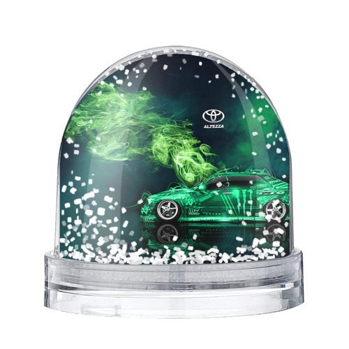 Водяной шар со снегом Toyota Altezza