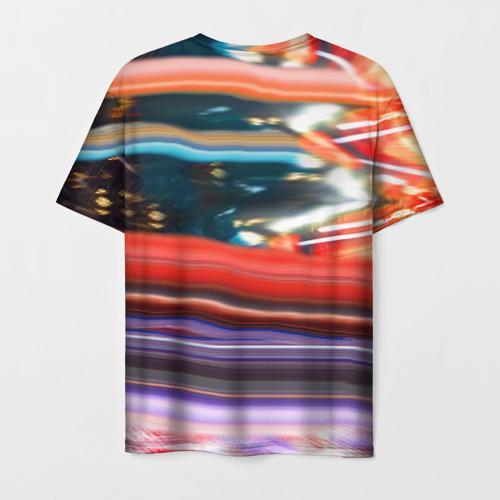 Мужская футболка 3D Nissan GTR Фото 01
