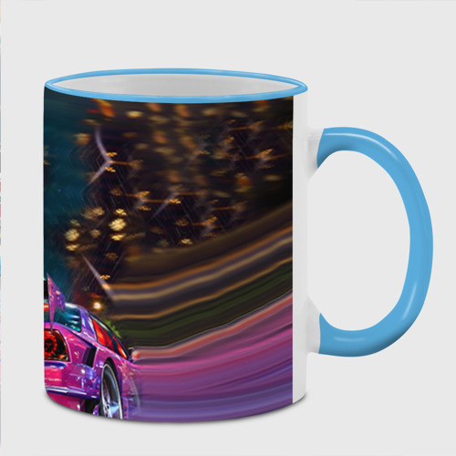 Кружка с полной запечаткой  Фото 02, Nissan GTR