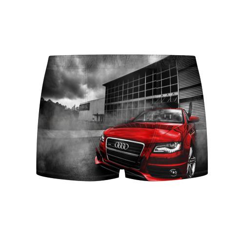Мужские трусы 3D Audi от Всемайки