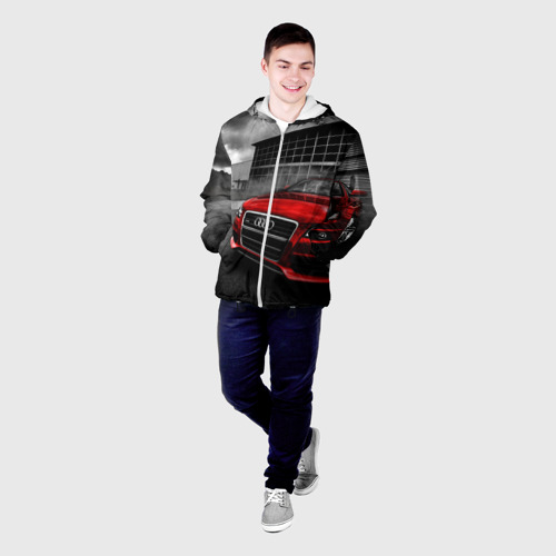 Мужская куртка 3D  Фото 03, Audi