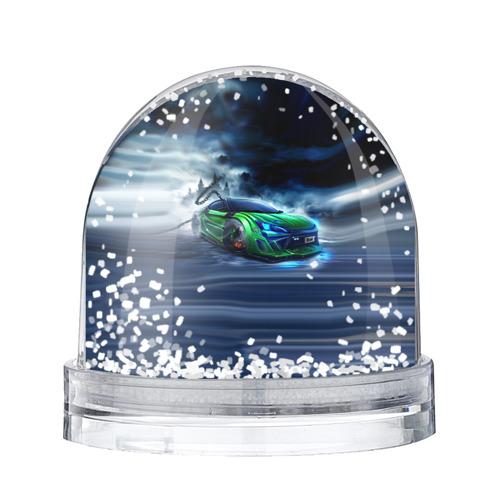 Водяной шар со снегом Toyota FT-86