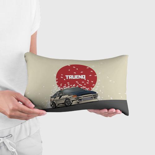 Подушка 3D антистресс Toyota Trueno ae86 Фото 01