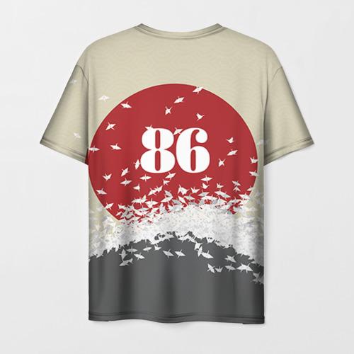 Мужская футболка 3D Toyota Trueno ae86 Фото 01