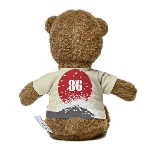 Миша в футболке 3D Toyota Trueno ae86 Фото 01