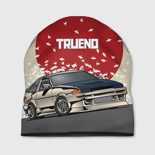 Шапка 3D Toyota Trueno ae86 Фото 01