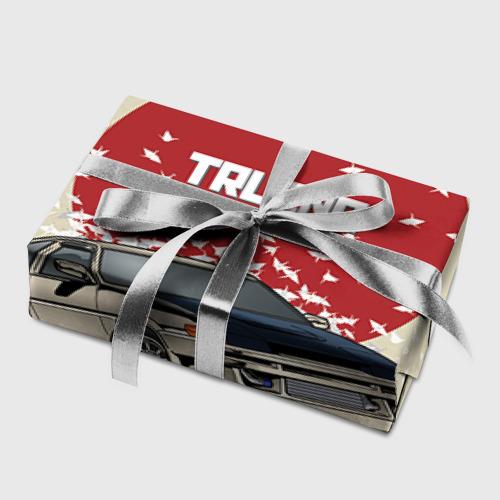 Бумага для упаковки 3D Toyota Trueno ae86 Фото 01