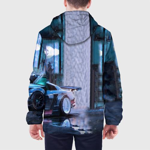 Мужская куртка 3D  Фото 05, Nissan GTR R35