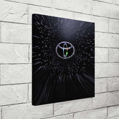 Холст квадратный  Фото 03, Toyota
