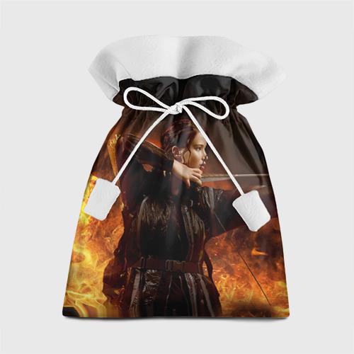 Подарочный 3D мешок  Фото 01, Голодные  Игры