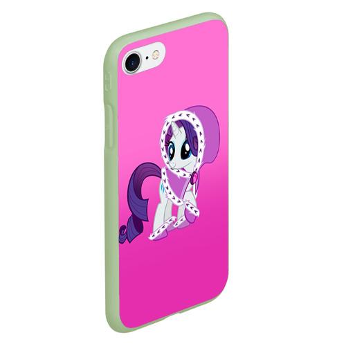 Чехол для iPhone 7/8 матовый My Little Pony Фото 01