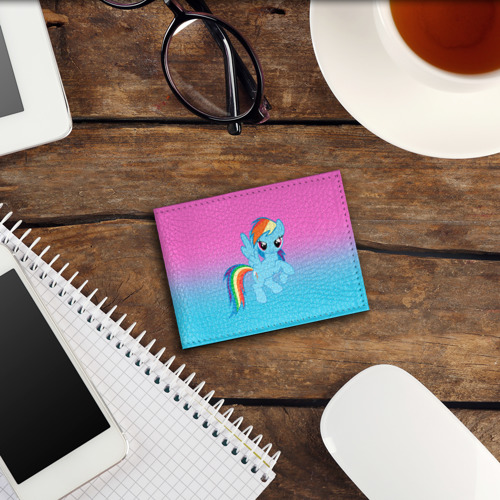 Обложка для студенческого билета  Фото 03, My Little Pony